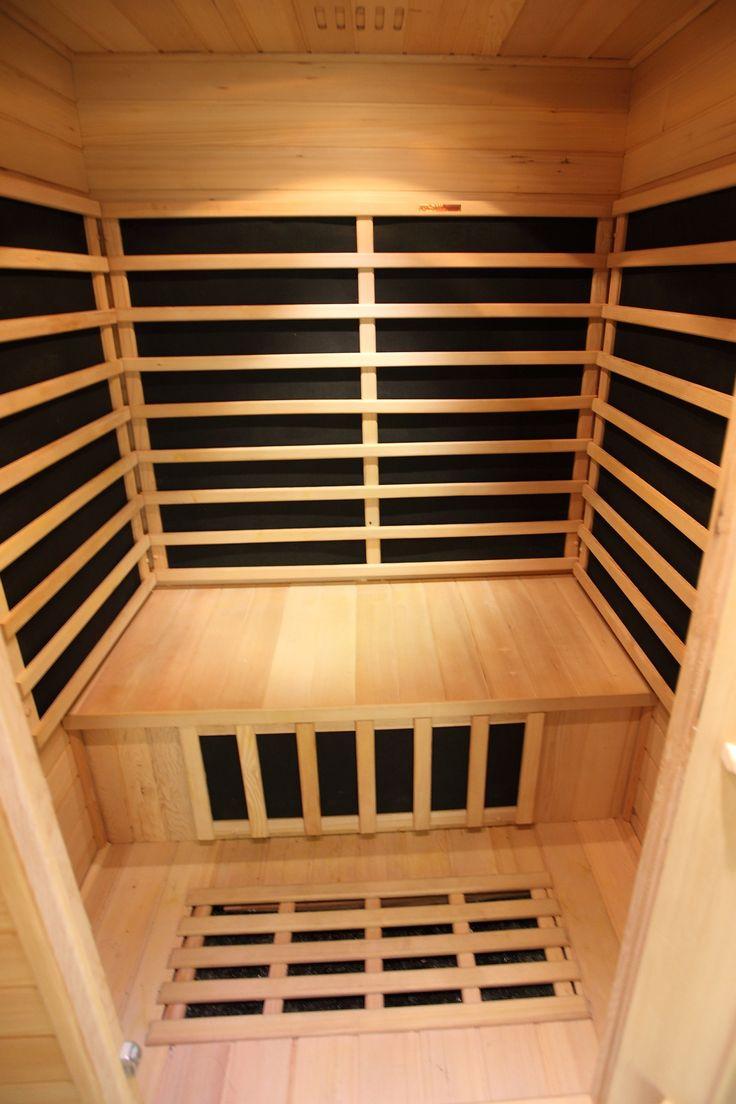 The 25+ best Infra sauna ideas on Pinterest | Infrared sauna ... : finsk bastu : Inredning