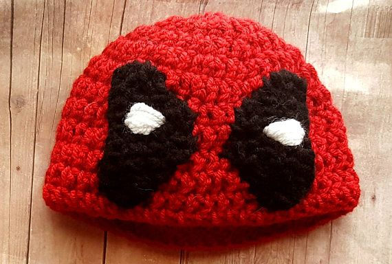 Check out this item in my Etsy shop https://www.etsy.com/listing/534934635/deadpool-hat-superhero-hat-comic-book