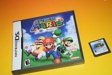 Super Mario 64 DS Nintendo DS Game Mario64