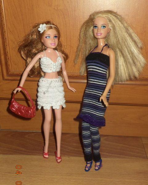 Oblečenie pre barbie