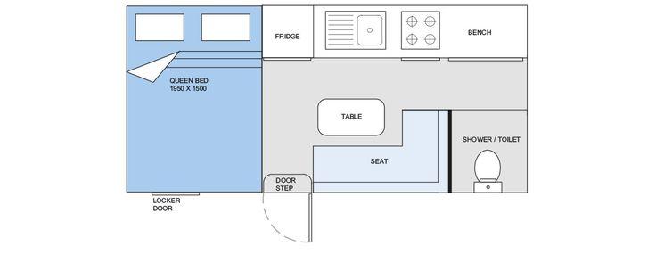 Crown ST Floorplan