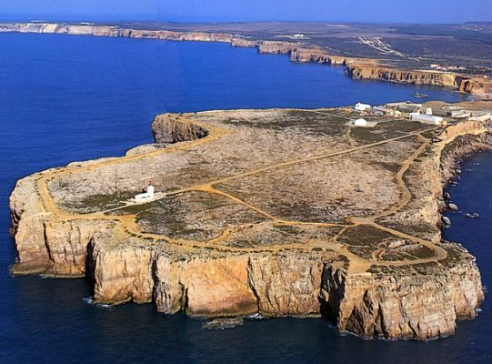 Sagres, Portugal - once thought to be the end of the world!