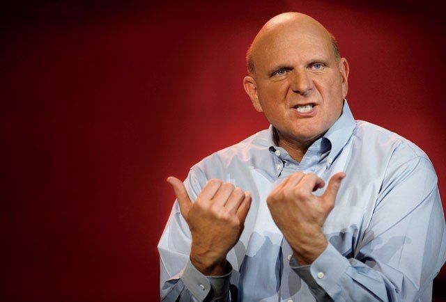 How #Microsoft Lost Its Mojo: Steve Ballmer and Corporate America's Most Spectacular Decline | Business |  @vanityfair