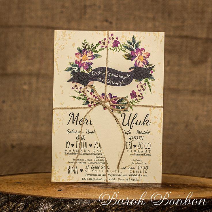 #davetiye #weddingcard #vintage #vintagedavetiye #invitationcard