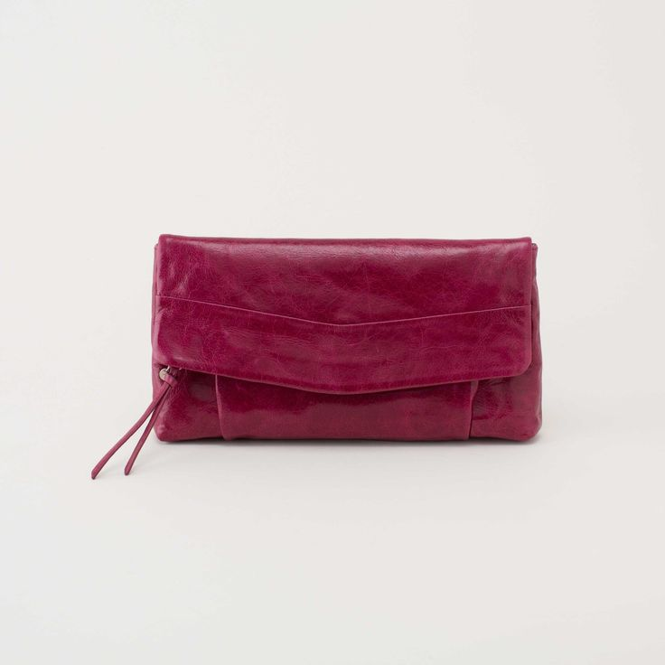 VIDA Leather Statement Clutch - Colors Of Catalina 8 by VIDA gBexE0