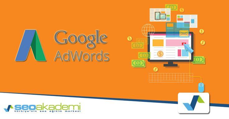 Adwords Kursu - Adwords Uzmanlığı Eğitimi Google reklam kampanyaları oluşturma, gelir raporlama ve kampanya yönetimi, %100 öğrenme garantisi. http://www.seoakademi.com.tr/egitimler/google-adwords-kursu/