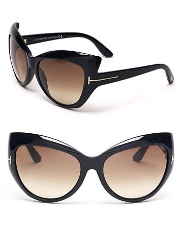 Tom Ford Bardot Sunglasses | Bloomingdale's
