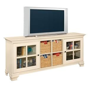 Vanilla And Antique Bronze Media Center. Find It At Ossian Furniture!