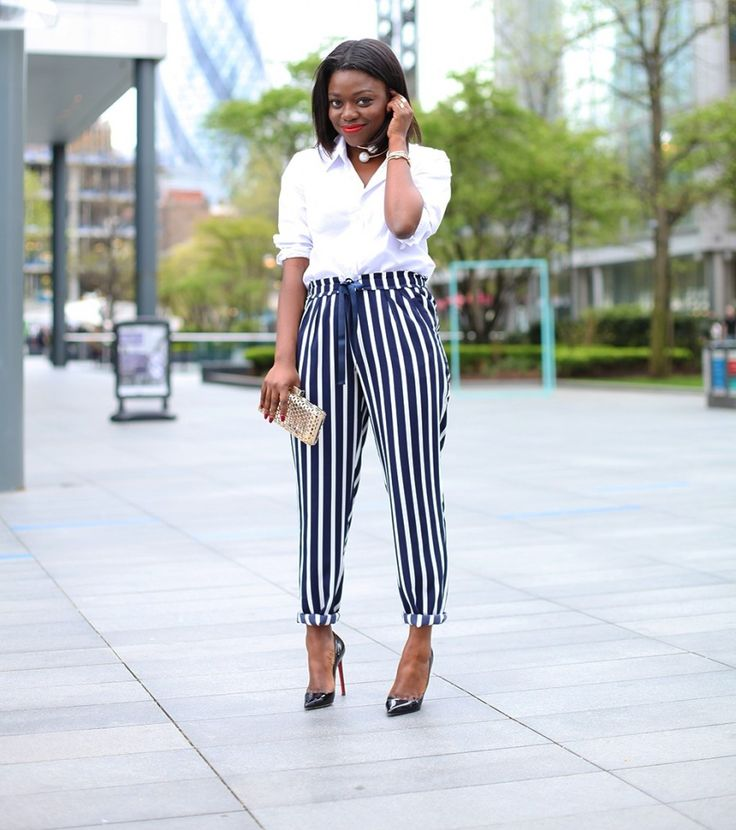 1101 best chic in stripes images on striped shirt