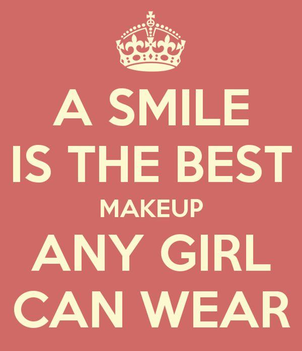 Η ομορφιά καθρεφτίζεται στο χαμόγελό μας!