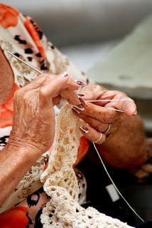 PHOTO: Cuba - La donna del pizzo
