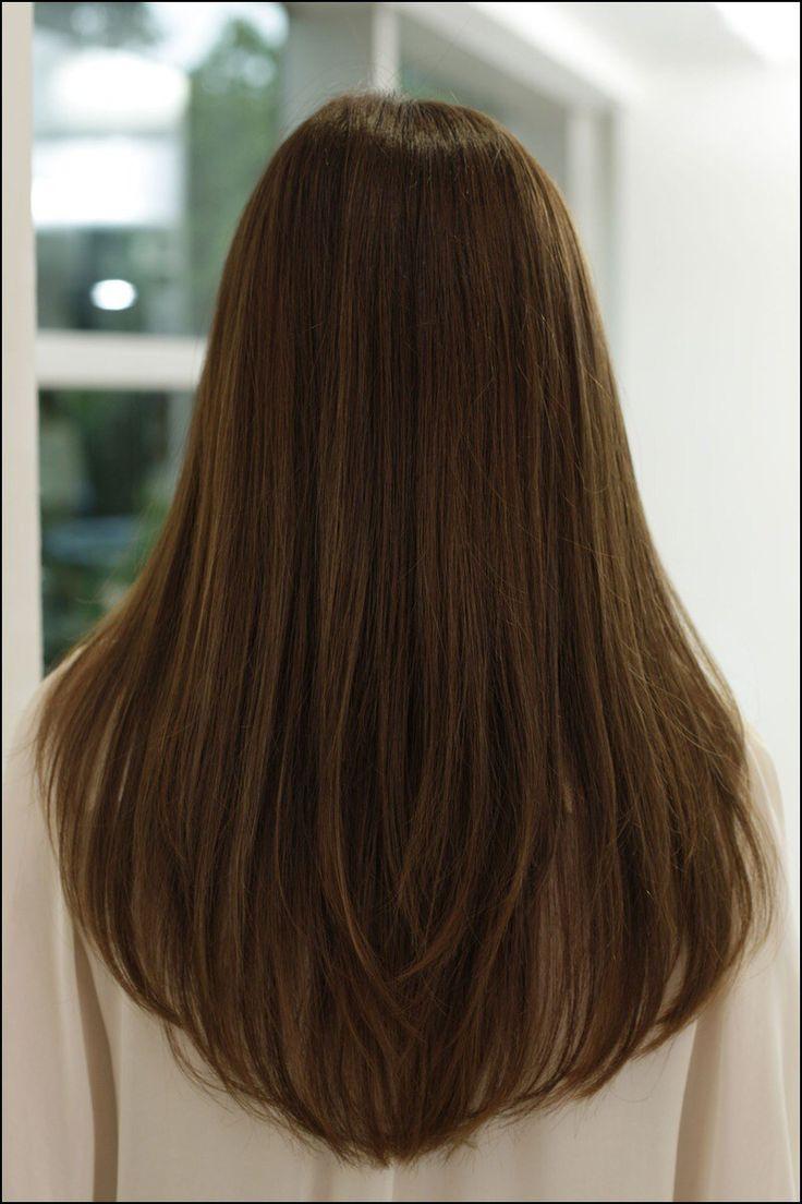 U Layered Haircut