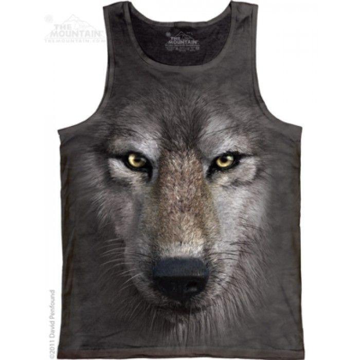 Maieuri The Mountain – Maieu Wolf Face