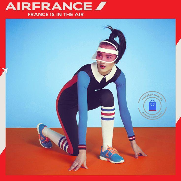 AIR FRANCE - KLM: Participan de una nueva edición del CyberDay en Chile #SantiagoElegante_Airfrance #SantiagoElegante #SantiagoElegante_KLM #ViajesyTurismo   #Vitacura