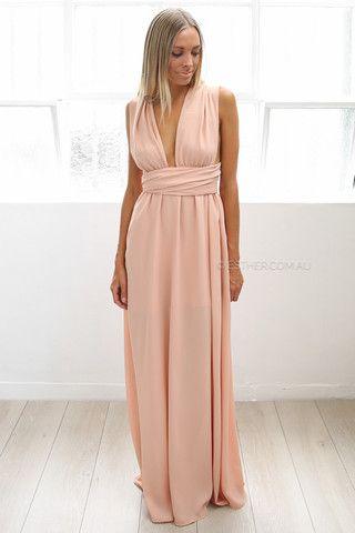 Khaleesi Maxi - Esther Boutique.