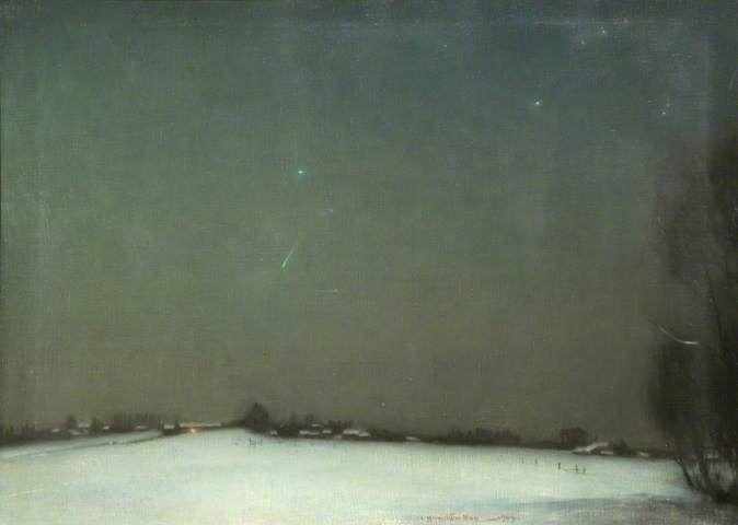 'Falling Star' by James Hamilton Hay