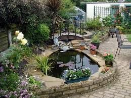 Garden Ponds Design Pictures Garden Ponds Design Fall Into Several Major  Groups: A Water Garden, The Fish Pond, Any Water Fountain Along With A  Pond Less ...