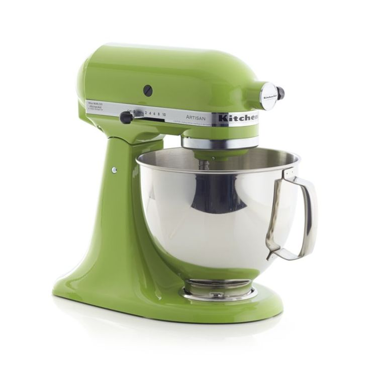 Green Apple Stand Mixer