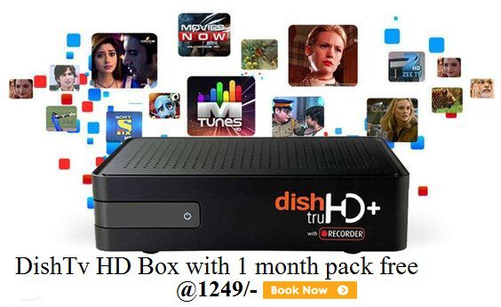Dishtv best hd picture quality and special offer on navratri just visit on www.mydthshop.com