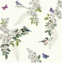 Arthouse Imagine Enchantment Glitter Wallpaper Mitzu 670401