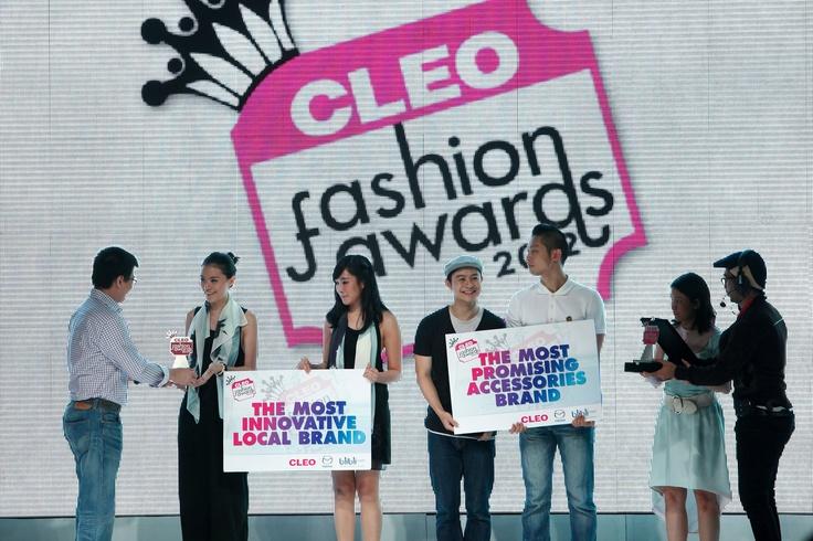 CLEO Fashion Awards 2012