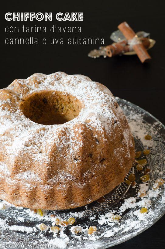 Ricetta Chiffon Cake, Fluffosa, Fluffy