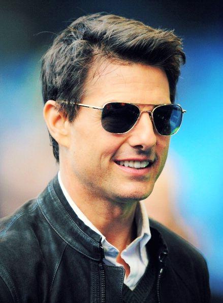 Tom Cruise (July)