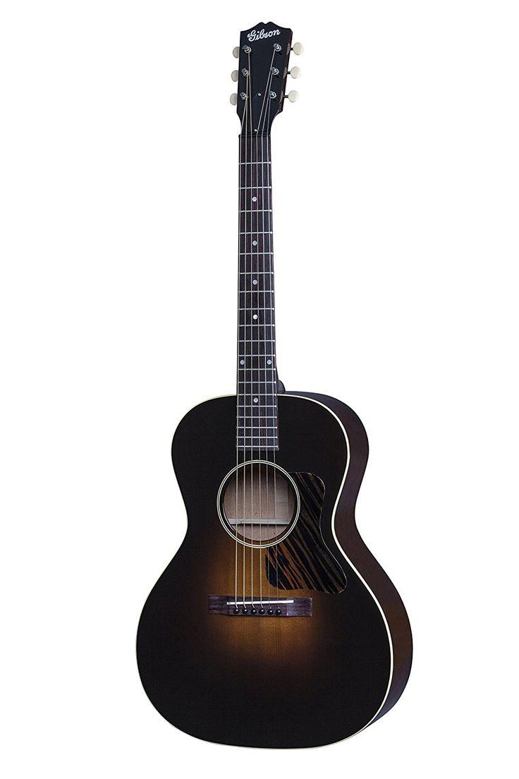 Gibson Acoustic L-00 Vintage - Guitarra acústica, color vintage sunburst: Amazon.es: Instrumentos musicales