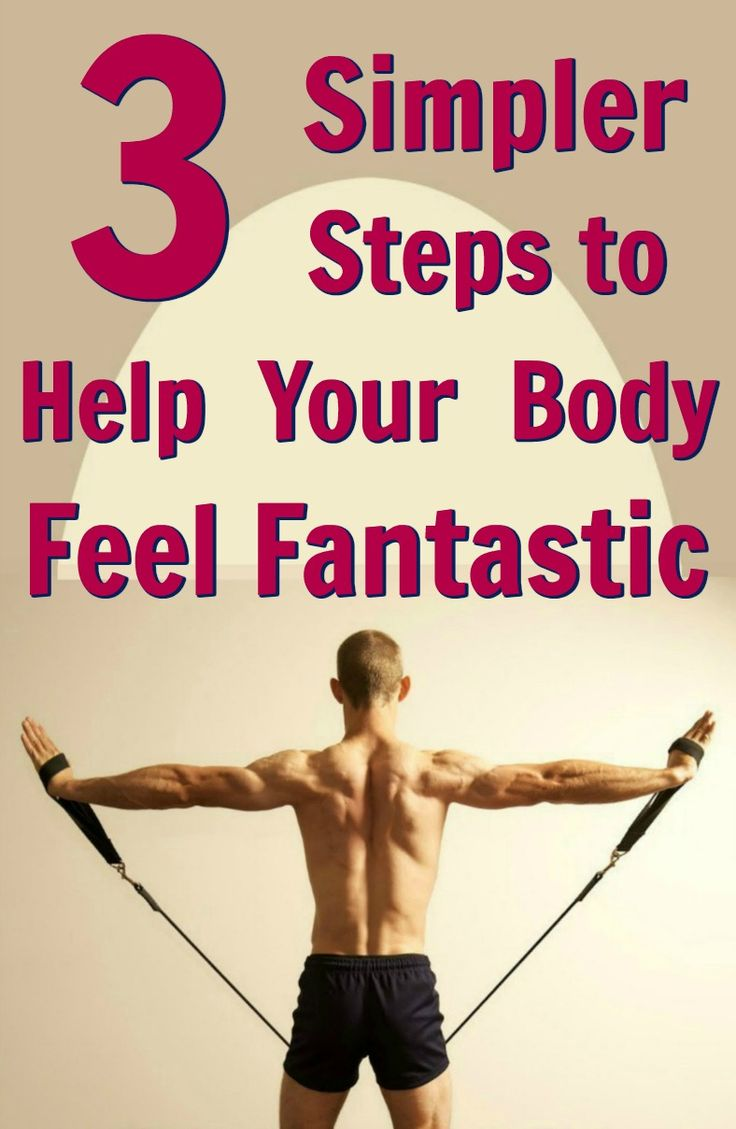 3 simpler steps to help your body feel fantastic https://lifequalityexaminer.com/simple-steps-help-your-body-feel-fantastic/ via @danenow