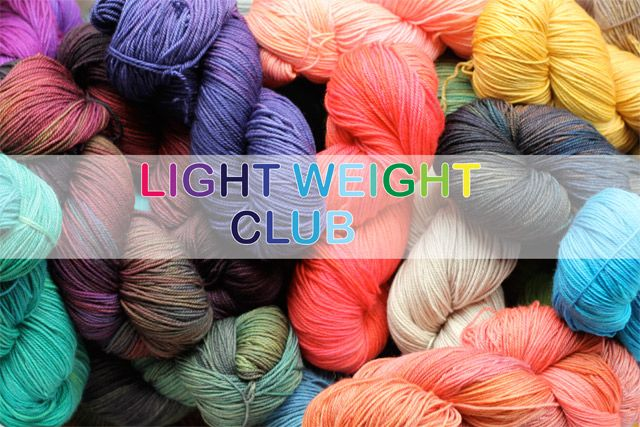 Club memberships for the Winter installment are available until January  1st.  This Club will run for 3 consecutive months starting in January. You'll  receive a different, Club exclusive colourway every month.   Shipping and handling is included in the price. I've allowed for $7 S&H per  month regardless of the number of skeins you've subscribed for or where in  the world you live! Any applicable taxes will be added to your cart upon  checkout.  This is a yarn only subscription, no…