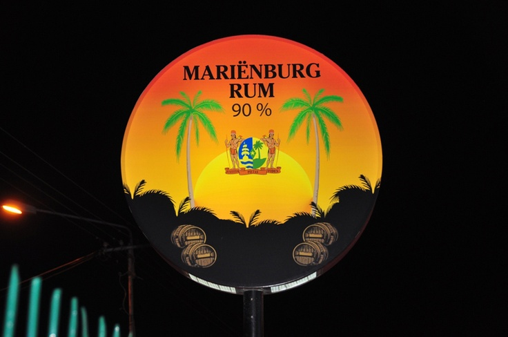 Marieenburg Rum