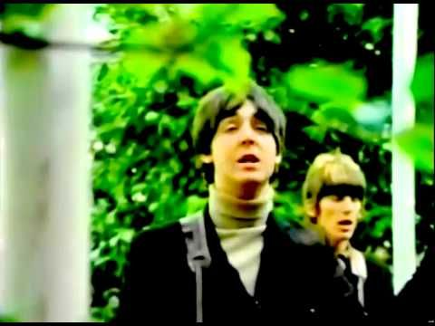 'Paperback Sharona', A Music Video Mashup of 'Paperback Writer' by The Beatles and 'My Sharona' by The Knack