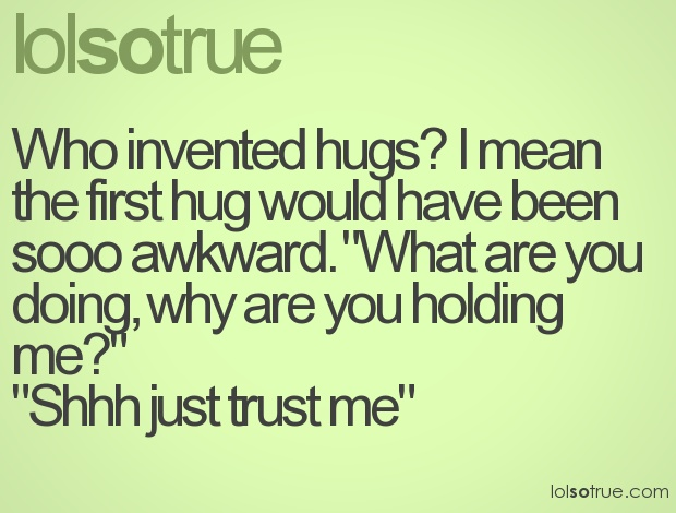 Shhh......trust me, it's gunna be a thing