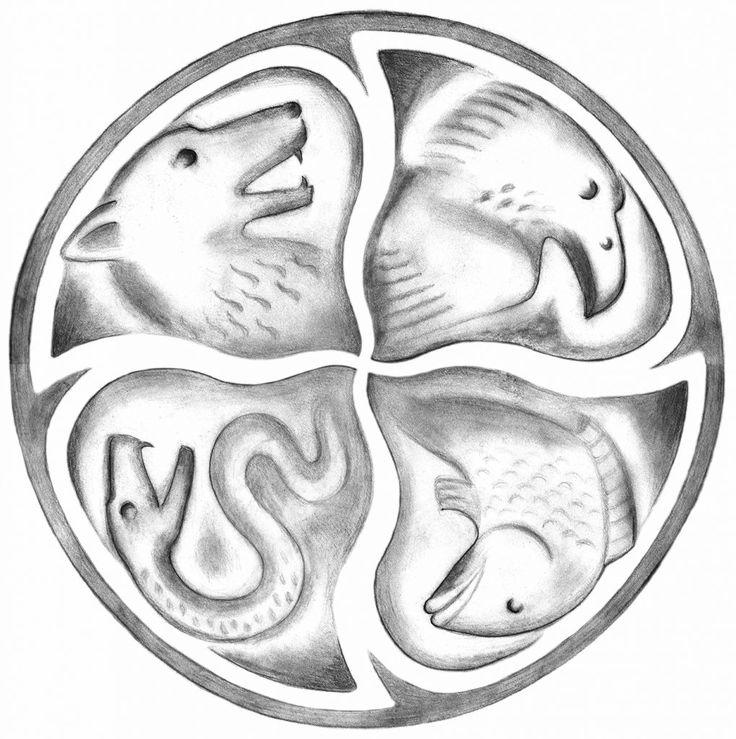 O dávnych a nových symboloch, znakoch a znameniach - Rodná Cesta