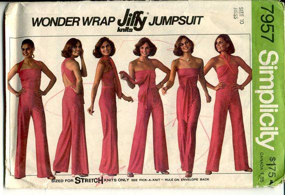1970's jumpsuit