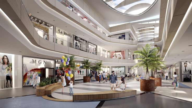 TYPE: SHOPPING MALL LOCATION: CALI - COLOMBIA