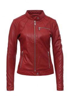 Куртка Steven-K выполнена из высококачественной кожи ягненка. Детали: застежка на молнию; четыре внешних кармана на молнии; манжеты с молниями; тонкая подкладка.
