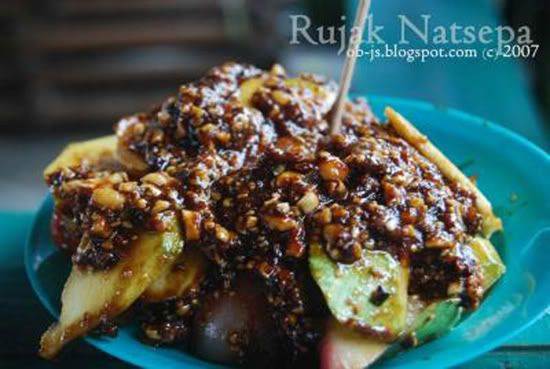 Rujak Natsepa - By Mintje Tarumasely - Www.ambon-manise.com Photo:  This Photo was uploaded by paparisamanise2. Find other Rujak Natsepa - By Mintje Taru...