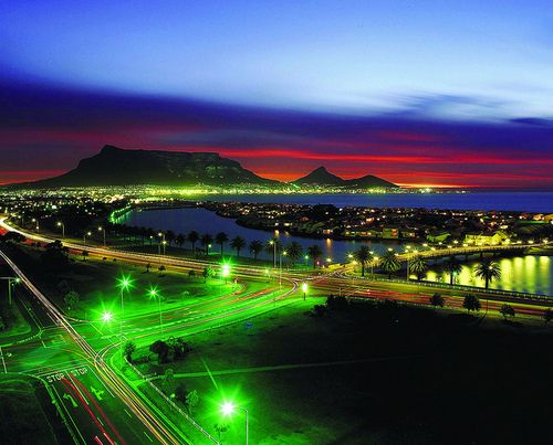 Cape Town South Africa Places To Go Pinterest