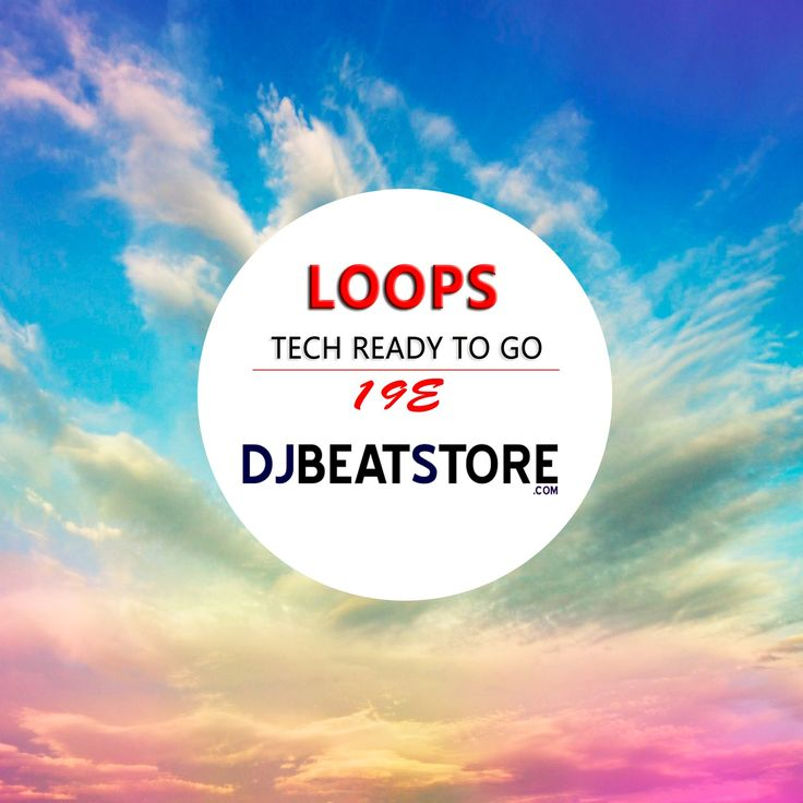 LOOPS – Tech ready to go – 20 loops 19.00 €  This pack contains a complete loop and all the one shots in wav format. You can start constructing a brand new tech house track starting from this loop.  Buy pack here http://djbeatstore.com/product/loops-tech-ready-to-go-20-loops/