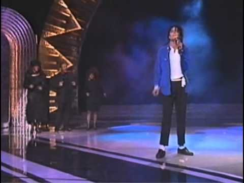 MICHAEL JACKSON   MAN IN THE MIRROR   1988