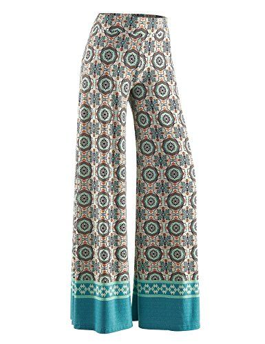 Special Offer: $19.95 amazon.com Womens Print Palazzo Pants with Waist Band***BEWARE OF IMITATION*** Please make sure when you checkout it's fulfilled by MADE BY JOHNNYComes in variety of colors / Dolman sleeves drape top shirtDouble stitching on bottom hem for long lastingHAND WASH IN...