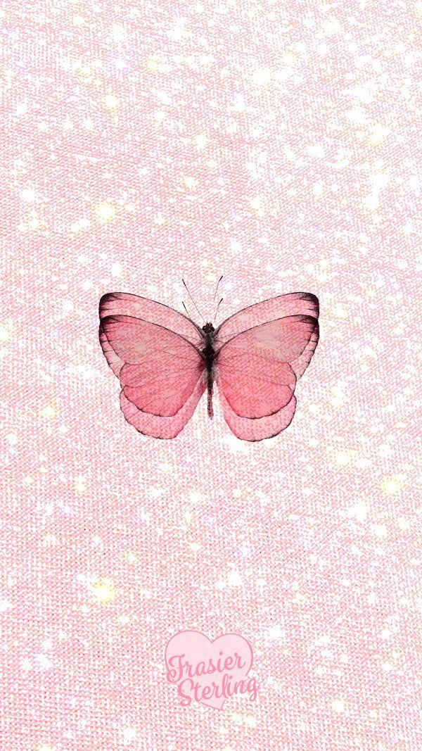 Tapeter In 2020 Butterfly Wallpaper Iphone Pink Wallpaper Backgrounds Pink Wallpaper Iphone
