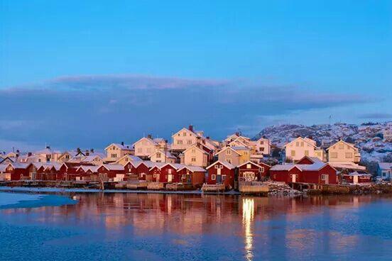Hällevikstrand, Sweden