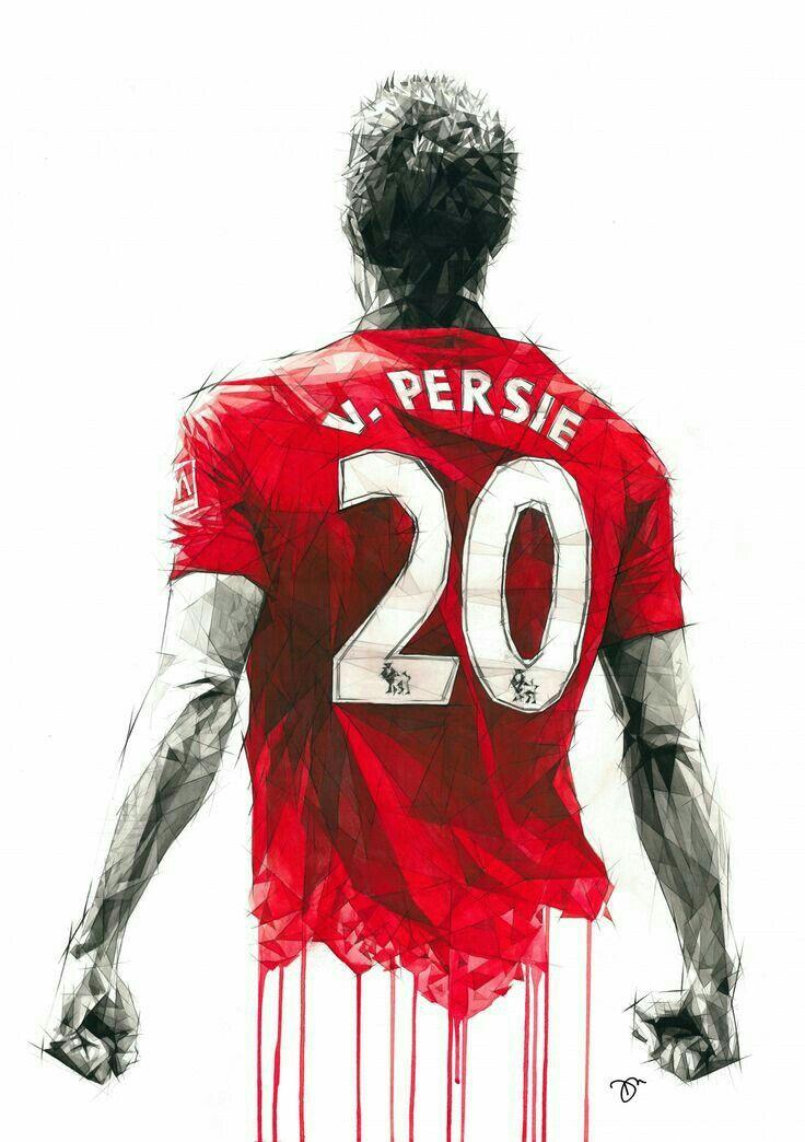 V. Persie / Manchester United!