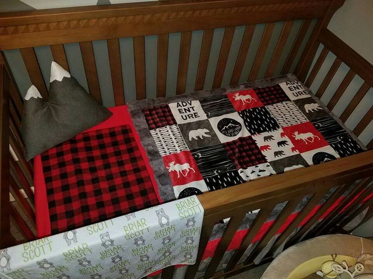 25 Best Ideas About Plaid Nursery On Pinterest Woodland