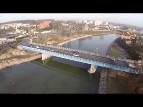 Nysa okiem drona cz.2 - YouTube