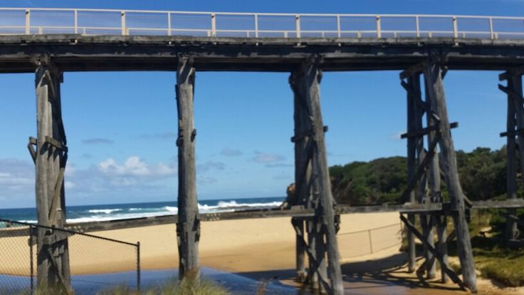 Kilkunda Surf Beach Victoria