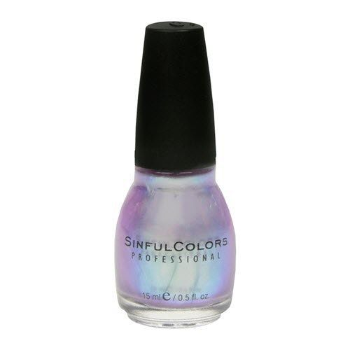 Sinful Colors Professional Nail Polish Enamel 322 - Called 'Let Me Go' - 9 bucks - Look to the next pin. There it is on nails. I LOVE THIS.