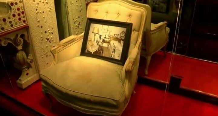 Michael Jackson S Chair Chair Michael Jackson Jackson